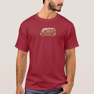 Camisa de Van Conversão T