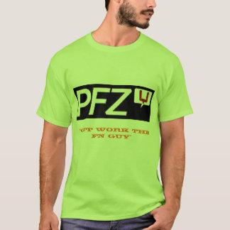 Camisa de vencimento de PFZ