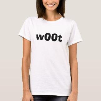 camisa de w00t