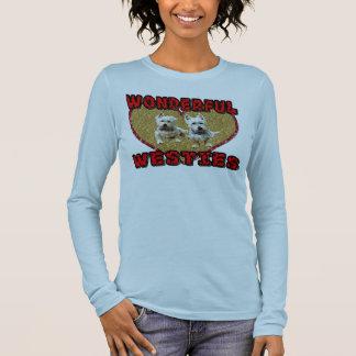 Camisa de Westies