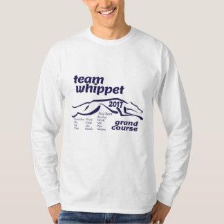 Camisa de Whippet de 2017 equipes