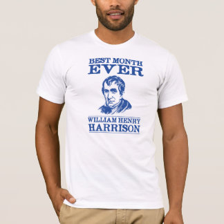 Camisa de William Henry Harrison T