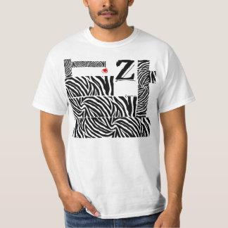 Camisa de Z T a personalizar Camisetas
