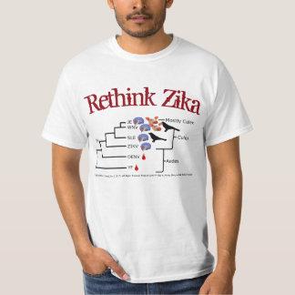 Camisa de Zika da reconsideração por RoseWrites