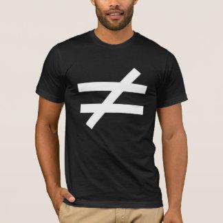 Camisa desigual V2 de Nietzsche do Ubermensch