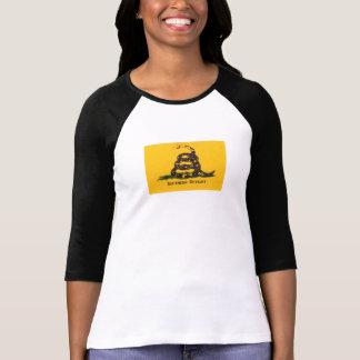 Camisa desviante do sul do design da bandeira de camisetas