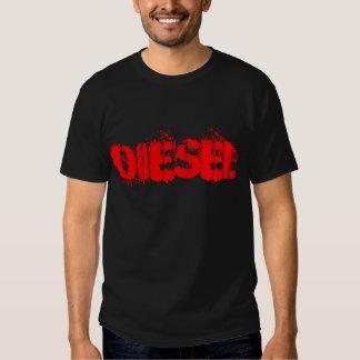 Camisa diesel de T Camiseta