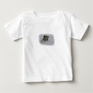 camisa diesel do bebê camiseta
