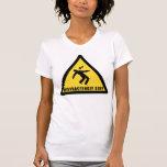 "Camisa Distractingly ""sexy"" Camiseta"