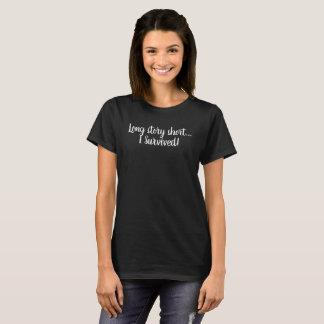 Camisa do abuso de Narcissitic