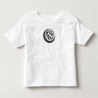 Camisa do ajudante do pai de CSI T-shirts