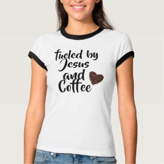 Camisa do amante de Jesus & de café