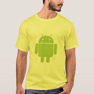 Camisa do Android alguma cor