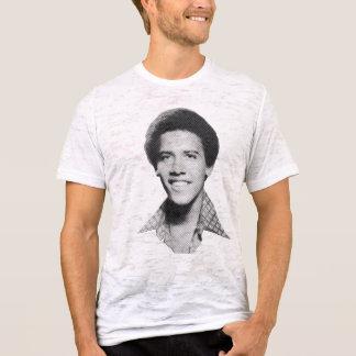 Camisa do anuário de Barack Obama