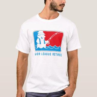 Camisa do aposentado da liga principal