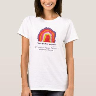 Camisa do arco-íris de CDO