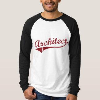 Camisa do arquiteto