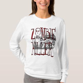 Camisa do assassino do zombi