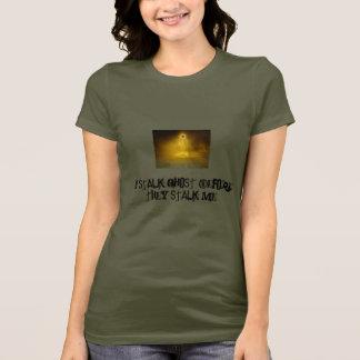 Camisa do assediador do fantasma