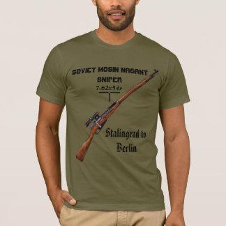 Camisa do atirador furtivo do plutônio de Mosin