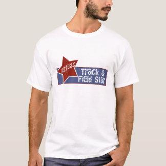 Camisa do atletismo T dos miúdos