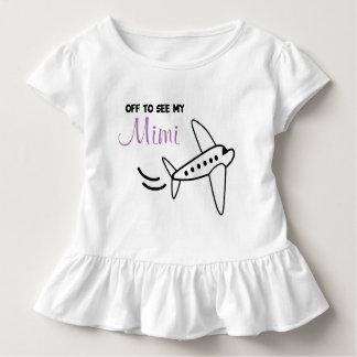 Camisa do avião - cronometre para uma viagem  