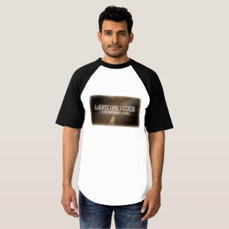 Camisa do basebol da estrada de Brown