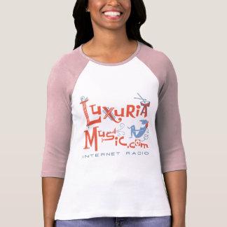 Camisa do basebol das senhoras