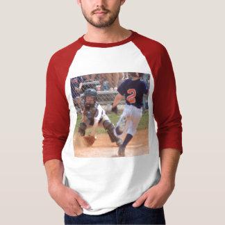 Camisa do basebol de Joe