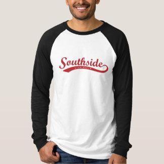Camisa do basebol de Southside