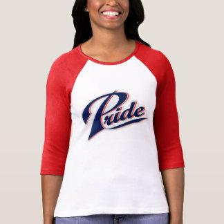 Camisa do basebol do orgulho do EC