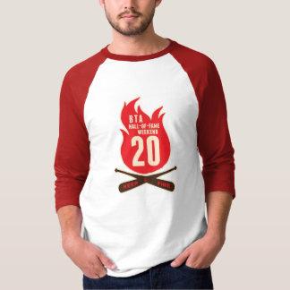 Camisa do basebol dos homens de BTA HOF20