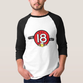 Camisa do basebol HOF18