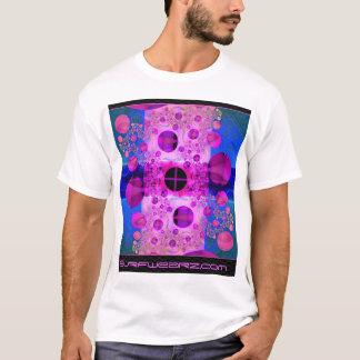 Camisa do Batik de Fractalization