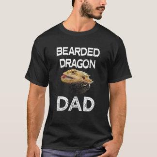 Camisa do Beardi dos homens engraçados do pai