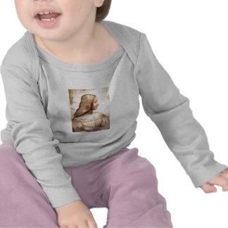 camisa do bebê de da Vinci Tshirts