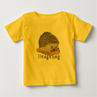 Camisa do bebê T do ouriço T-shirt