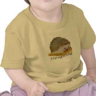 Camisa do bebê T do ouriço Camisetas