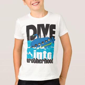 Camisa do big brother para meninos