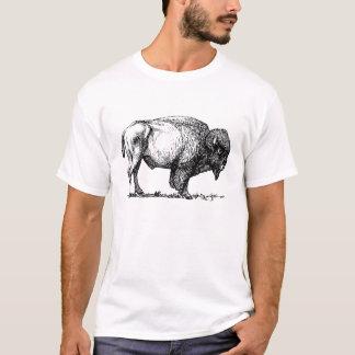 Camisa do bisonte americano (búfalo)