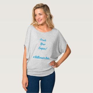 Camisa do borracho do multimilionário