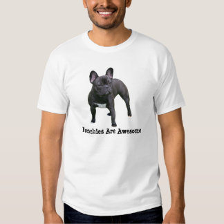 Camisa do buldogue francês tshirt