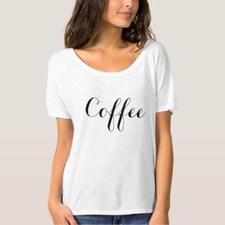 Camisa do café