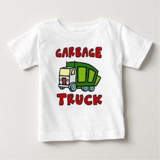 CAMISA DO CAMINHÃO DE LIXO!!! Eu amo caminhões de