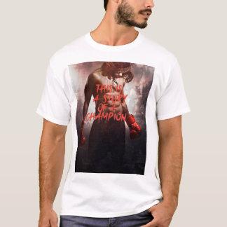 Camisa do campeão de Jesus