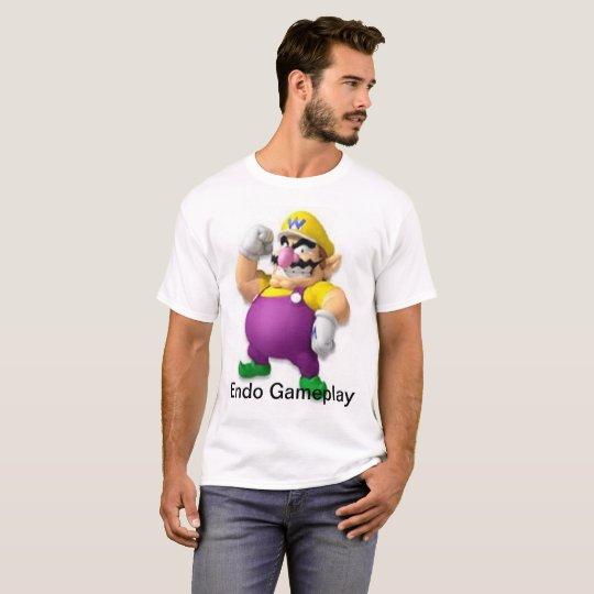 camisa do canal