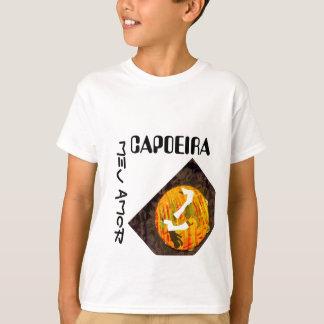 camisa do capoeira minhas artes marciais do amor