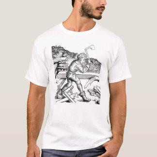 Camisa do carpinteiro