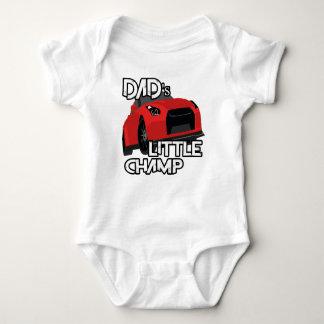 Camisa do carro para bebês
