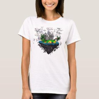 Camisa do castelo do vôo